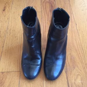 J.Crew collection heeled booties size 5.5